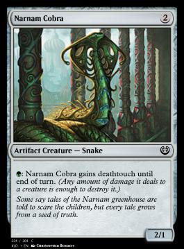 Narnam Cobra