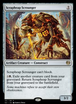 Scrapheap Scrounger
