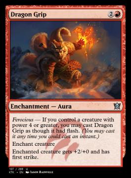 Dragon Grip