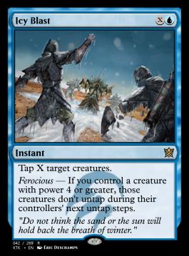 Icy Blast