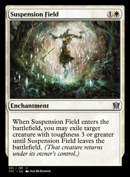 Suspension Field