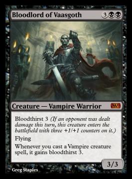 Bloodlord of Vaasgoth