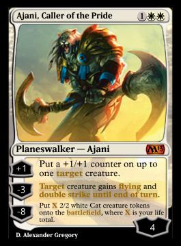 Ajani, Caller of the Pride