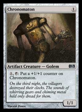 Chronomaton