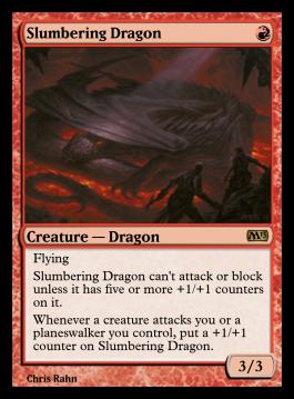 Slumbering Dragon