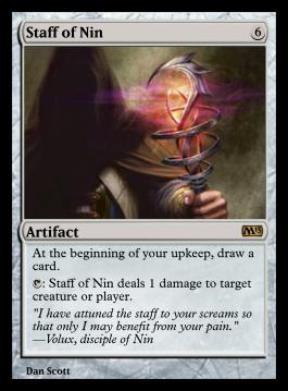 Staff of Nin