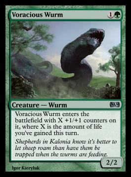 Voracious Wurm
