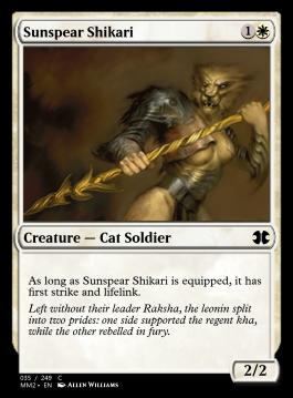 Sunspear Shikari