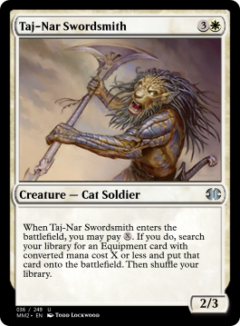 Taj-Nar Swordsmith