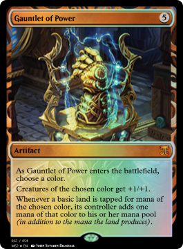 Gauntlet of Power