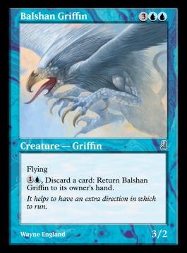Balshan Griffin