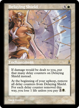 Delaying Shield