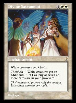 Divine Sacrament