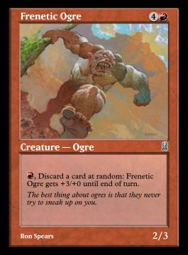 Frenetic Ogre