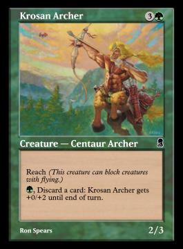 Krosan Archer
