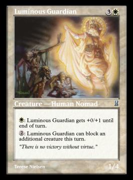 Luminous Guardian