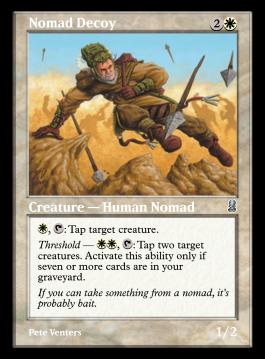 Nomad Decoy