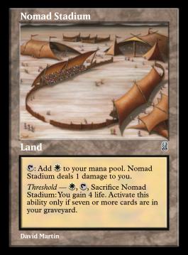 Nomad Stadium