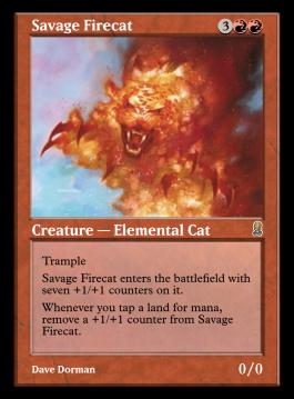 Savage Firecat