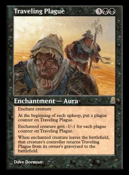 Traveling Plague