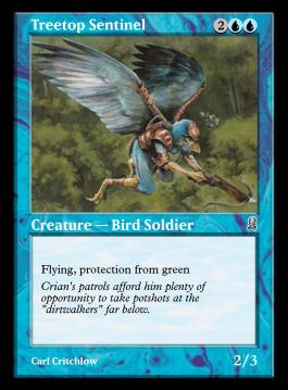 Treetop Sentinel
