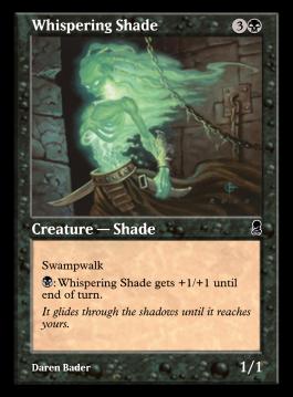 Whispering Shade