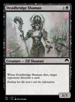 Deadbridge Shaman