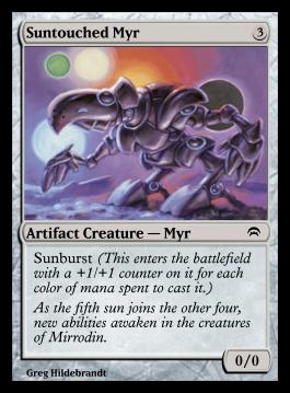 Suntouched Myr