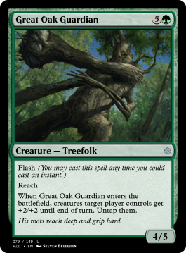 Great Oak Guardian