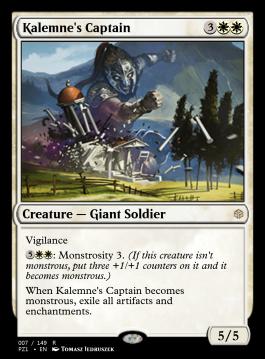 Kalemne's Captain