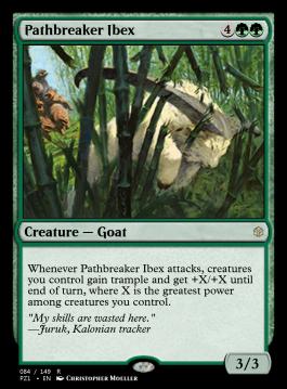 Pathbreaker Ibex