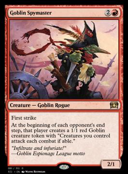 Goblin Spymaster