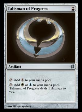 Talisman of Progress