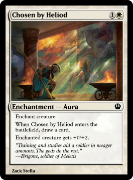 Chosen by Heliod