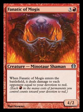 Fanatic of Mogis