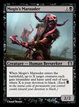 Mogis's Marauder