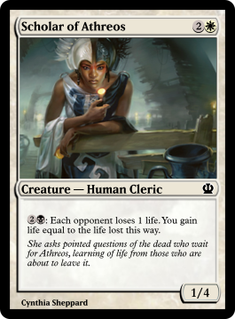 Scholar of Athreos
