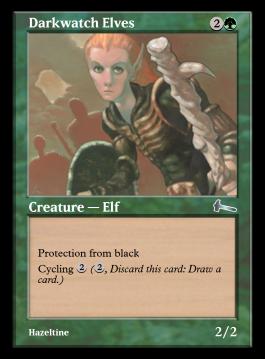 Darkwatch Elves
