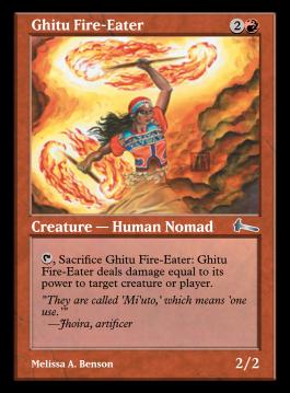Ghitu Fire-Eater