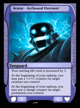 Avatar - Arcbound Overseer