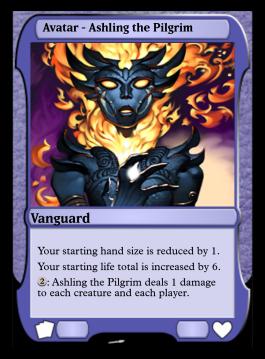 Avatar - Ashling the Pilgrim