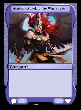 Avatar - Aurelia, the Warleader