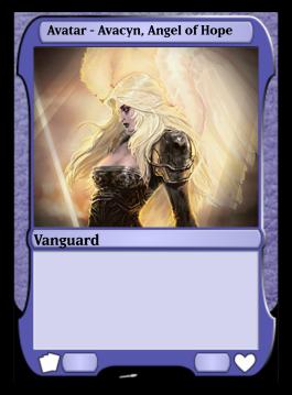 Avatar - Avacyn, Angel of Hope
