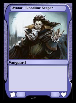 Avatar - Bloodline Keeper