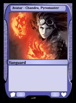 Avatar - Chandra, Pyromaster