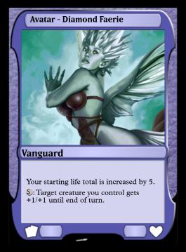 Avatar - Diamond Faerie