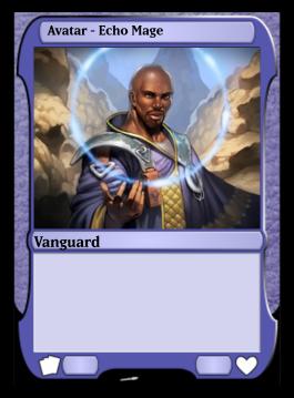 Avatar - Echo Mage