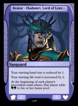 Avatar - Eladamri, Lord of Leaves