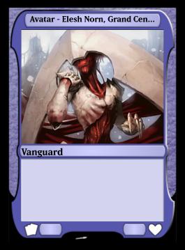 Avatar - Elesh Norn, Grand Cenobite