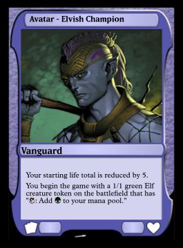 Avatar - Elvish Champion